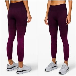 Lululemon Ebb to Train Tight in Marvel size 4 NWT